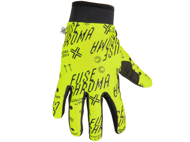 FUSE Chroma Alias Handschuhe neon yellow